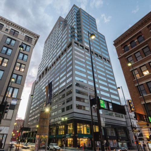 Neyer to transform latest office building acquisition
