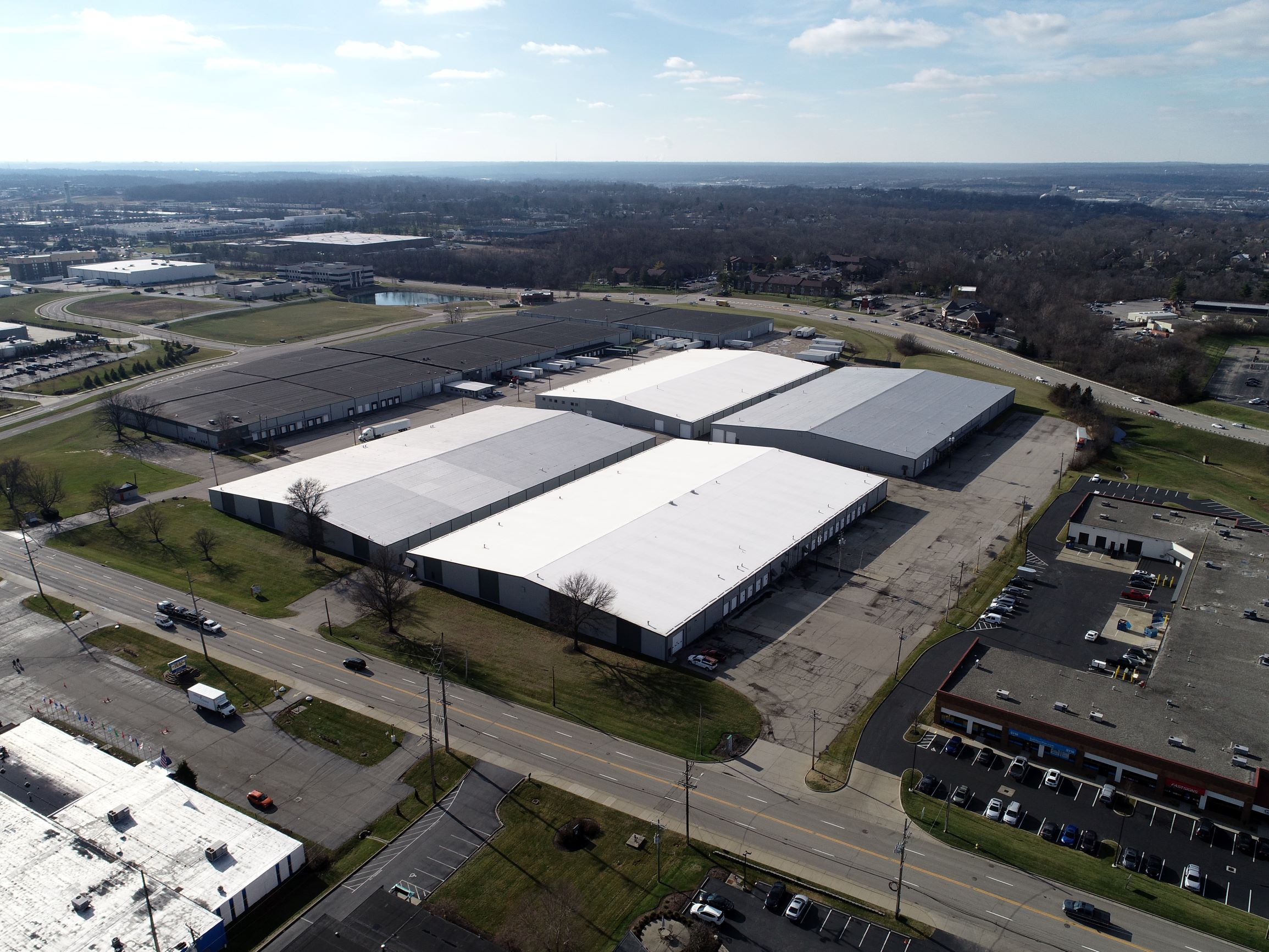 Blue Ash Distribution Center