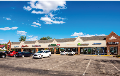 Maineville Crossing Retail