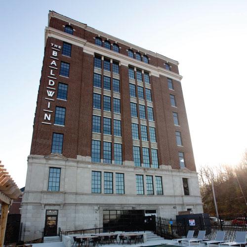 The Baldwin Apartments: Neyer Properties