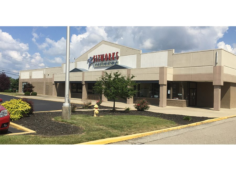 Forest Park Retail Center