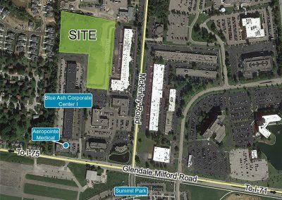 Blue Ash Corporate Center II & III